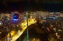 拉巴斯的夜--我从这城市的上空划过见到了大海星辰