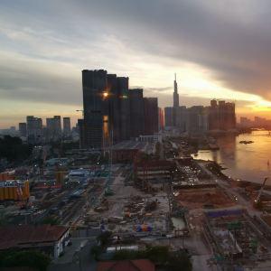 西贡河旅游景点攻略图