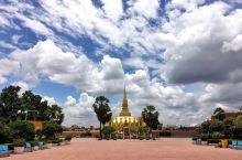 """""""塔銮""""老挝的佛教圣地"""