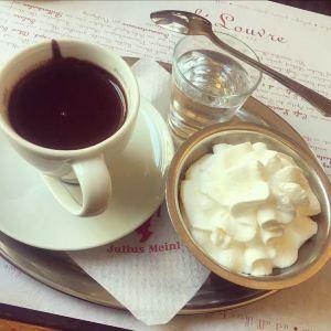 罗浮宫咖啡馆旅游景点攻略图
