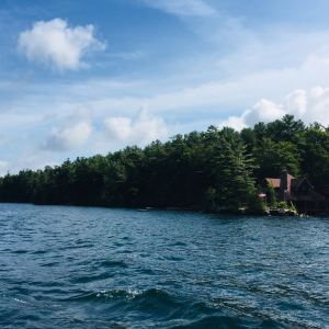 加拿大千岛湖旅游景点攻略图