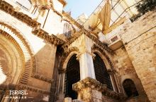 文化宗教之旅,如何拍摄圣墓教堂,这歌耶稣曾经遇难又复活的地方
