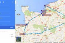 法国蜜月主题线路,主要是北部诺曼底地区:象鼻山,honfleur城等。法国的魅力在于每一个地区都是那