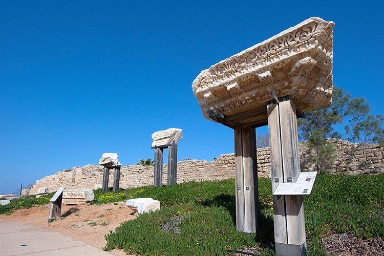 Caesarea National Park2