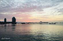 2017年12月13日 海南七日游-三亚湾 发呆。看海。看日落。