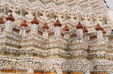 曼谷 | 人均10块,比大皇宫、玉佛寺更值得打卡的寺庙,泰国最美埃菲尔——郑王庙 第一次看照片就种草