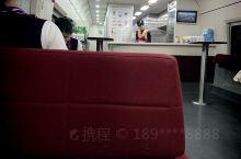 辛苦的旅程有中国高铁的高端服务