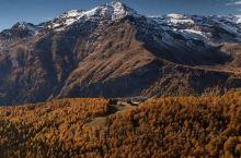 拍的很不错啊,崇高的大山,美丽的风景