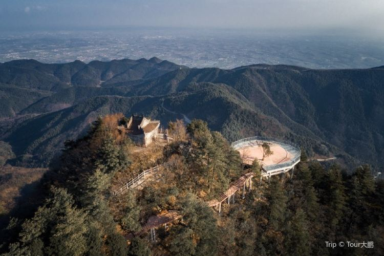 Tiantaishan Forest Park4