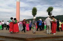能歌善舞的朝鲜族老人