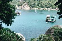 最适合悠闲度假的地方,近距离接触海洋   这是我在泰国最喜欢潜水的一个海湾,这里的海水特别的清澈。我