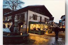 法國 Megeve  雪山小鎮  离日内瓦很近,滑个雪、吃个蜗牛,  当天来回