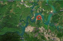 东源洋潭村,适合徒步,骑行,户外活动。