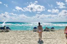 坎昆必住全包系酒店最爱治愈系加勒比海的Tiffany蓝  在坎昆,一定要预留1-2天时间选择入住al
