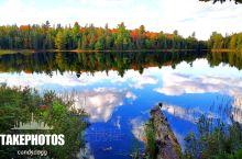 多伦多超美的赏枫之地阿冈昆森林公园  阿冈昆省立森林公园Algonquin,是多伦多附近最负盛名的看