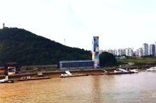 #华银宾馆#窗外看出去的#沈家门渔港#别有一番景色,大疆拍摄的延迟摄影效果,很美!