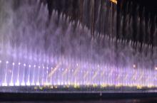 常州愛情海購物公園噴泉美輪美奐很喜歡