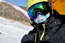 打卡翠云山银河滑雪场