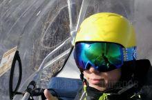 多乐美地,场地是斜着的滑雪场