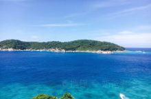 安达曼海上的碧蓝之星:斯米兰岛!现在已经全面开放了,每年都要关岛半年修养生息,原生态的海景和生物,出