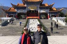 带着父母去旅行之大理崇圣寺。
