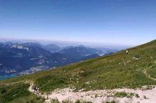 阿尔卑斯山俯瞰