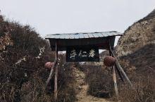 深山中的耄仁寺,入冬后的第一场大风还偶遇不少游人慕名前往