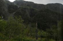 长白山附近的景