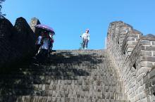 黄崖关长城,风景没得说,长城很干净。