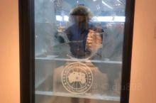 """来趟蒙特利尔怎能不捎只""""鹅""""回去?我和我家领导来光顾了一下加拿大鹅的旗舰店。这里还正好上了新货。我和"""