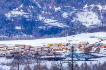 【新疆禾木村被称为神的自留地,不止秋天美,冬天一样美得像梦境】禾木被《中国国家地理》评为中国最美的六