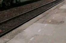 安九线太湖站货运班列