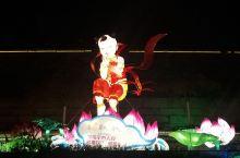 西津渡古街的灯会