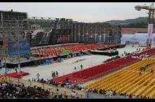 2011中国升钟湖国际钓鱼大赛开幕式