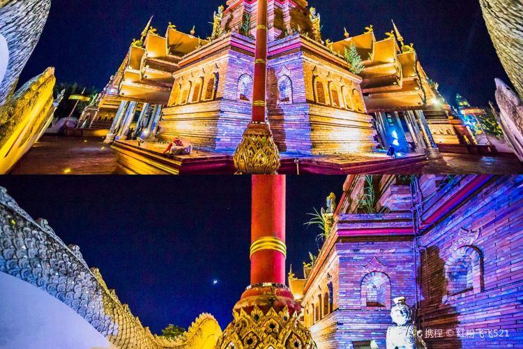 Jinghong Golden Pagoda3