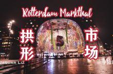 荷兰  花开四季的室内集市:图片不够,视频来凑。为了更好得展现鹿特丹拱形大市场,这座世界上最有特色的