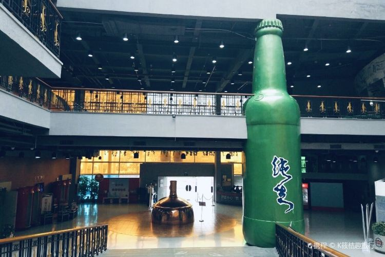 Pearl River-InBev International Beer Museum3