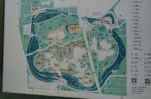 辰山植物园导游图