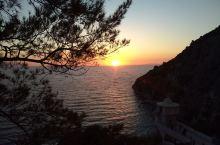 土耳其旅行一定要欣赏爱琴海的日出日落。
