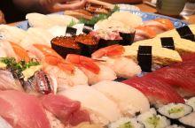 上野公园日料美食,价格实惠量又足,本地客人很多,有点吵。