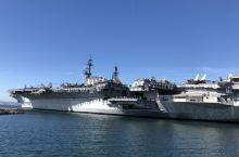 这次来圣地亚哥,打卡中途岛航母博物馆,仿佛置身二战,深受教育。