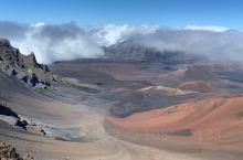 火山口漫步,看到这番风景真的有被震撼到了