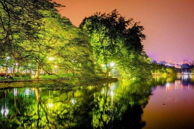 호안끼엠 호수1