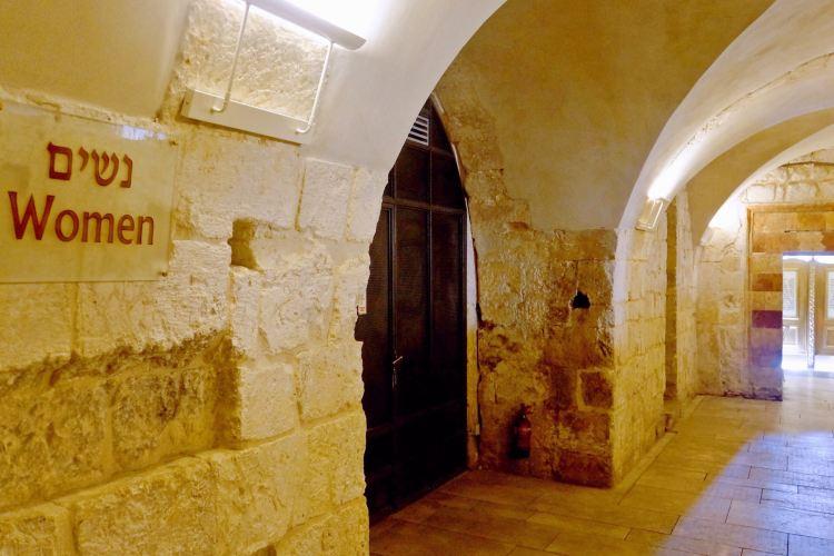 다윗왕의 무덤2