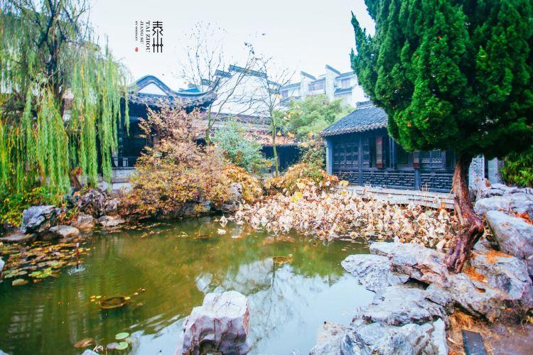 Zheng Banqiao Memorial Hall 2