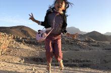 带着二个孩子去撒哈拉沙漠,阳光,沙滩,越野车