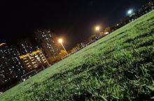 美景适合欣赏加夜跑