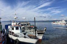 俄罗斯伊尔库茨克—贝加尔湖游船     贝加尔湖太大了,像海一样辽阔无边。
