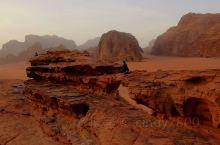 瓦迪拉姆沙漠保护区,夺宝奇兵拍摄地,随手一拍都是大片!