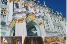圣彼得堡冬宫是世界四大博物馆之一,如果来圣彼得堡旅游的话,冬宫绝对我推荐榜单上的No.1!但冬宫坐拥